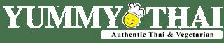 Yummy Thai Logo White
