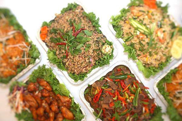 catering yummt thai